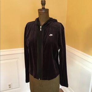 New Nike Plush Full Zip Jacket